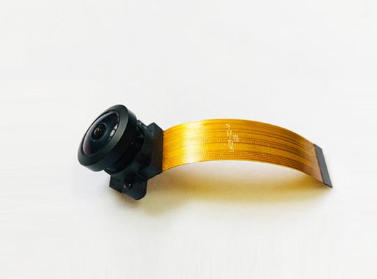 1080P圆周鱼眼摄像头模组